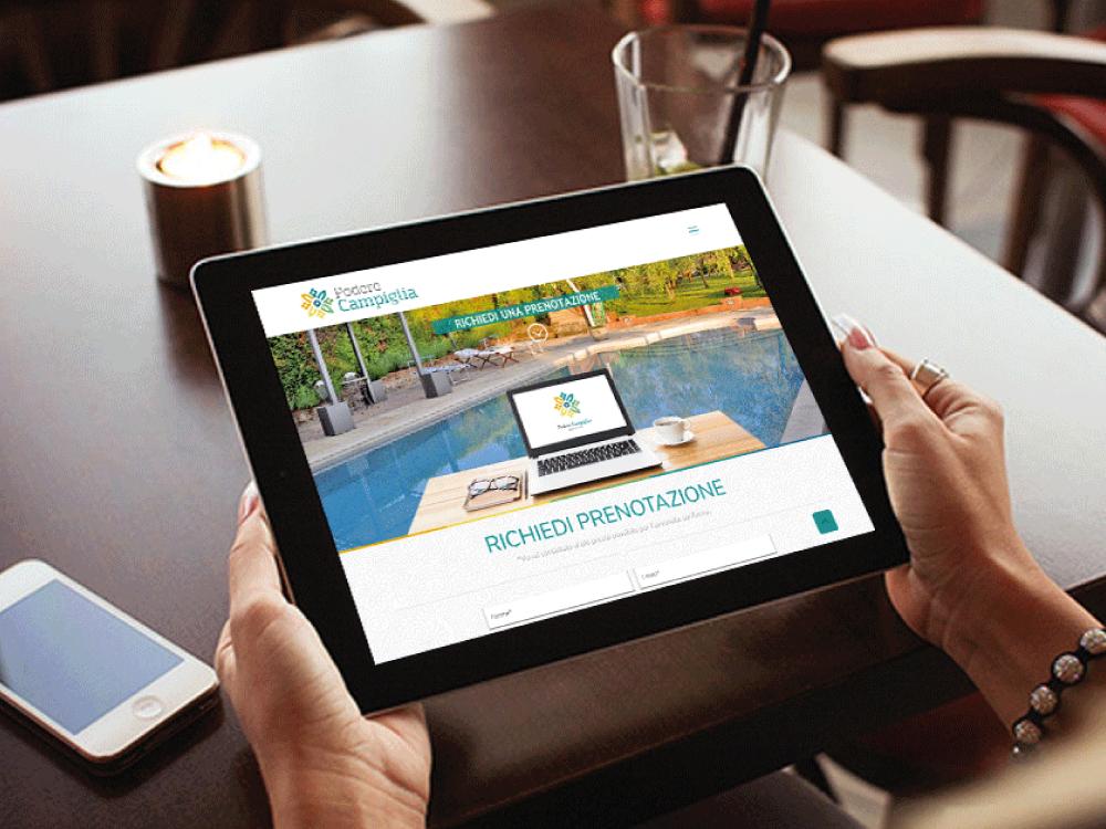 realizzazione siti web Firenze con prenotazione online
